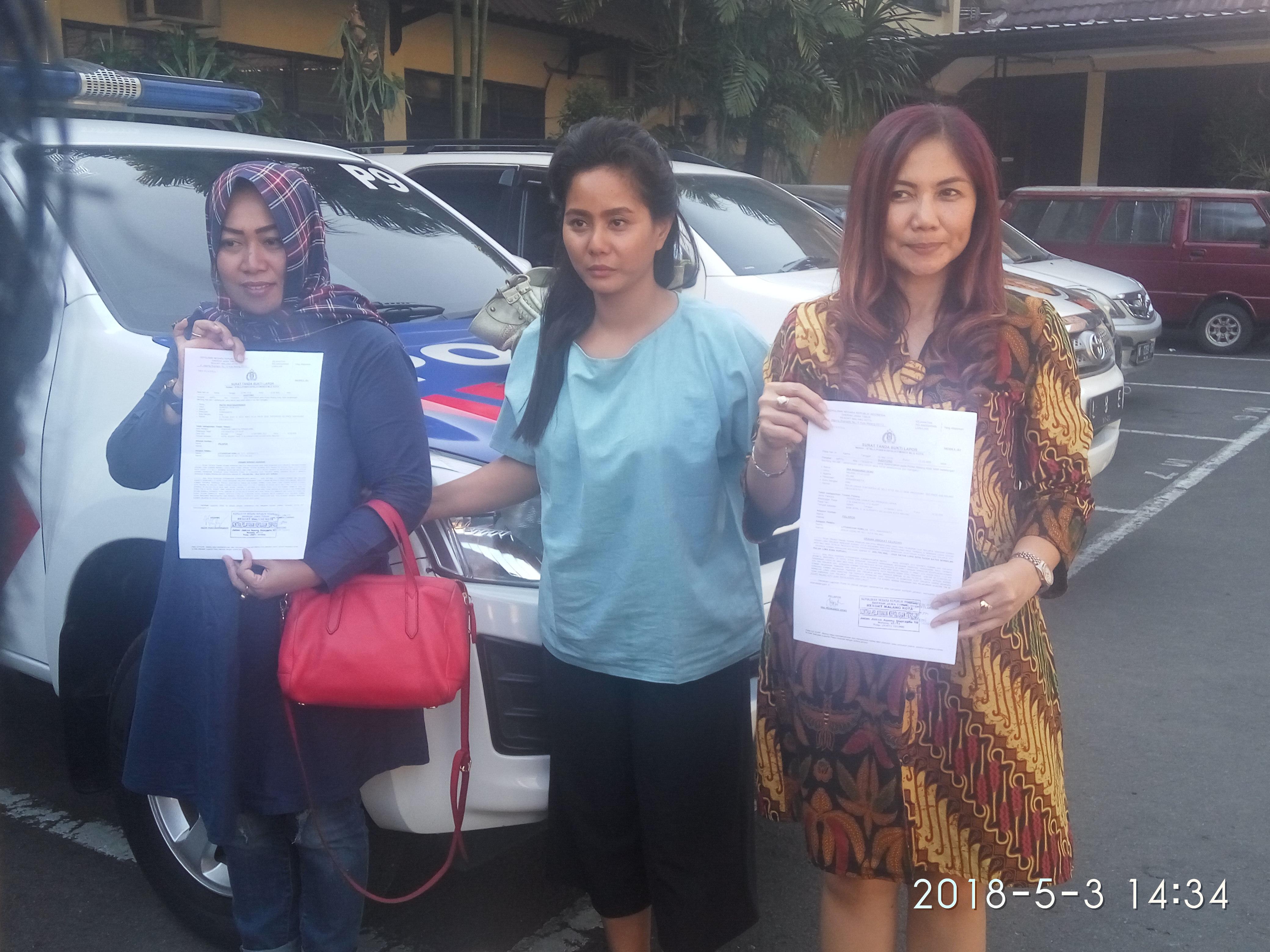 Ditipu Kontraktor, Dua Wanita Lapor Polisi