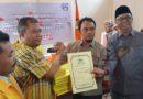 Partai Golkar, Pendaftar Pertama Di KPUD Kabupaten Malang