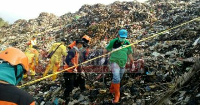 Sekda Kota Malang Pimpin Langsung Pencarian Korban Longsor TPA Supit Urang