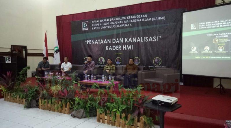 Dialog Kebangsaan Di Gelar KAHMI UB, Pentingnya Penataan Dan Kanalisasi Kader HMI